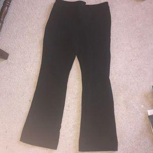 GreatUC NYDJ black slacks/dress pants